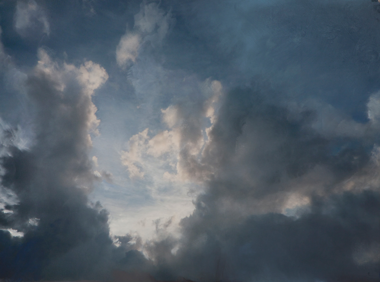 CLOUD DIPTYCH RIGHT